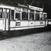 1979.. railslijpwagen 805 tijdens de nacht aan eindpunt Zwarte pa