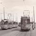Motorrijtuig 498, lijn 17, Marconiplein, 30-4-1957