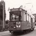 Motorrijtuig 502, lijn 9, Lange Hilleweg, 9-6-1954