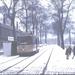 Motorrijtuig 522, lijn 9, Oranjeboomstraat, 21-11-1965