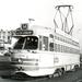 ritje per HTM-tram te maken, in dit geval met lijn 14. 1956