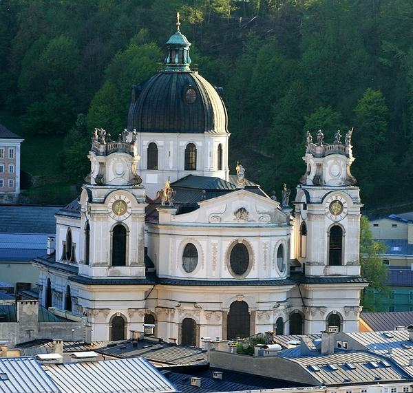 Salzburg _Kollegienkirche