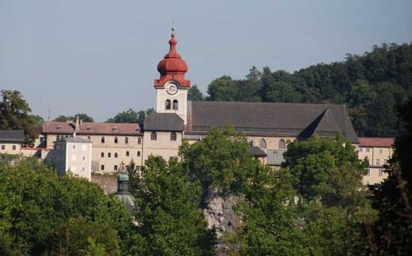 Salzburg _Stift Nonnberg