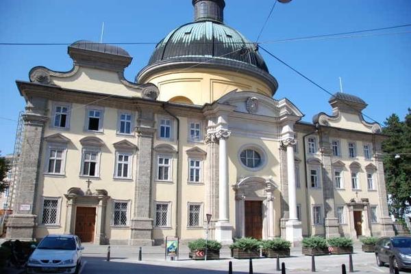 Salzburg _ Kajetanerkirche