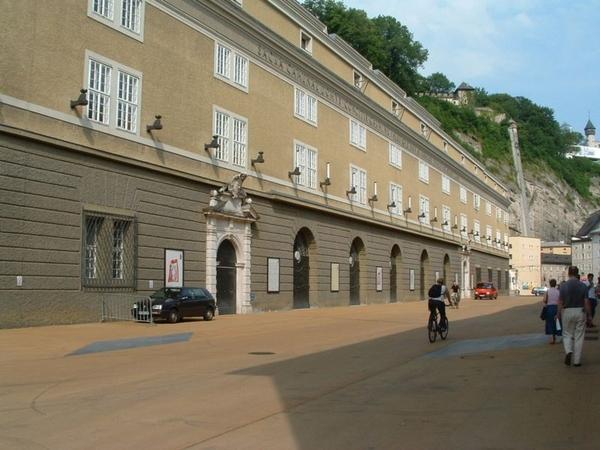 Salzburg _Festspielhaus