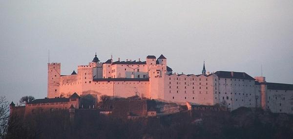 Salzburg _Festung Hohensalzburg