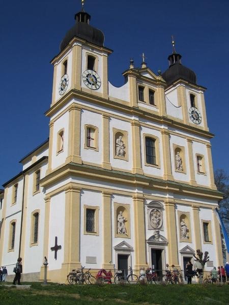 Salzburg __Maria Plain _pilgrims place