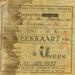Weekkaart Arnhem