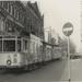 1955 Piet Heinstraat/plein, tram 5 richting de Appelstraat