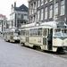 Trams moest een driehoek keerlus in de Korte Rijnstraat gemaakt w