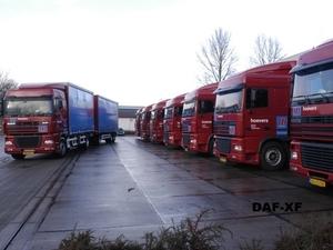 DAF-XF  Hoevers-Transport