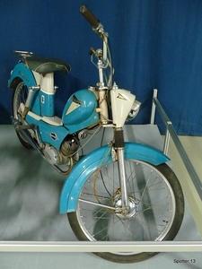 Husqvarna model 4012 - 1961