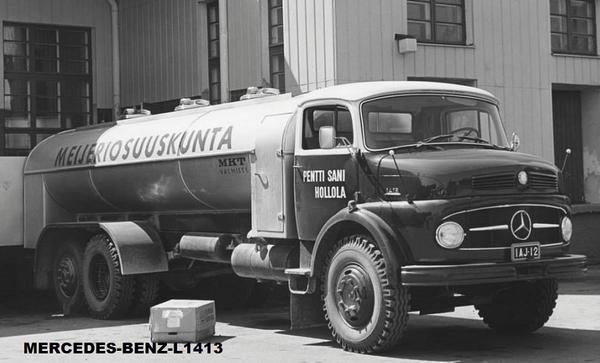 MERCEDES-BENZ-L1413