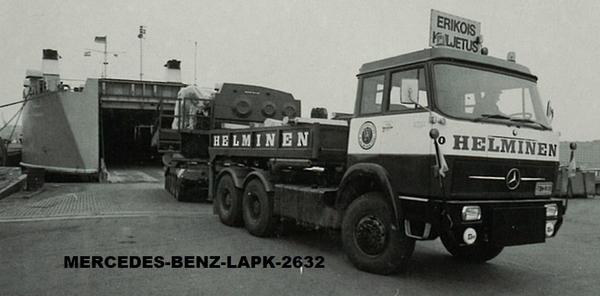 MERCEDES-BENZ-LAPK2632