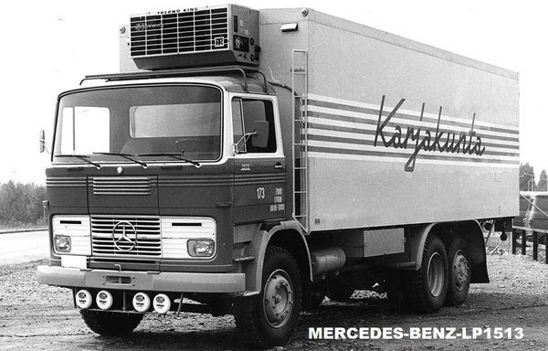 MERCEDES-BENZ-LP1513