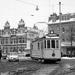 HTM pekelwagen dienst op Oudejaarsdag 1962 Valkenbosplein.