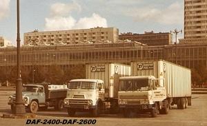 DAF-2400/DAF-2600