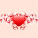 hd-hartjes-wallpaper-met-een-rood-liefdes-hart-en-roze-achtergron