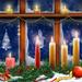 hd-kerst-achtergrond-met-brandende-kaarsen-voor-een-raam-kerstmis