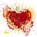 hd-liefde-wallpaper-met-groot-liefdes-hartje-met-kleine-liefdes-h