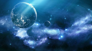 hd-ruime-achtergrond-met-planeten-wallpaper