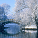 hd-winter-landschap-wallpaper-met-water-en-brug-hd-winter-achterg
