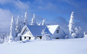 hd-winter-wallpaper-met-een-huis-bedekt-met-sneeuw-achtergrond-sn