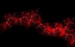 hd-zwart-abstracte-achtergrond-met-rode-kronkelende-lijnen-wallpa