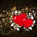 hd-liefde-wallpapers-rode-hartjes-en-een-zwarte-achtergronden