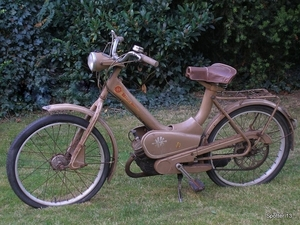 Kreidler J50 - 1954