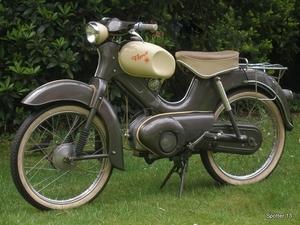 Kreidler Florett K53M 1959