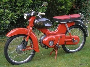Kreidler Florett K54 OM 1961