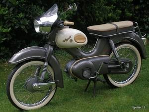 Kreidler Florett Super 4K54 2A  1964
