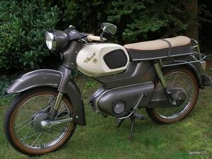 Kreidler Florett Super 5 TS K54 5  1966
