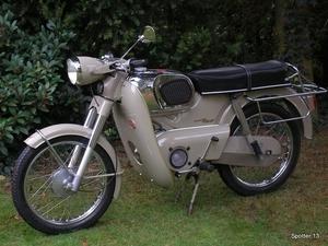 Kreidler Florett  LFC  K54/32DB  1970