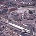Campingafdeling op het dak van V&D Den Helder