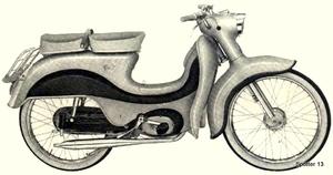 Cyrus Francy 1960