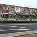 21-12-2015 toen reed er ineens een mooie kersttram door Rijswijk