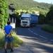 Aankomst vrachtwagen met matrassen frankrijk  (1)