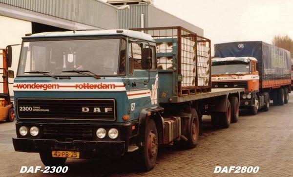 DAF-2300/DAF2800