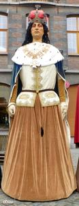 7500 Tournai - Louis XIV (old)