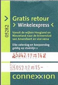Winkelexpress Connexxion