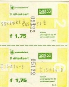 West Nederland 1.75 gld