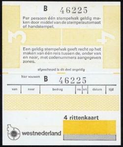 WN Rittenkaart