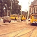 1 oktober 1983. De laatste dag Trams op de Turfmarkt.