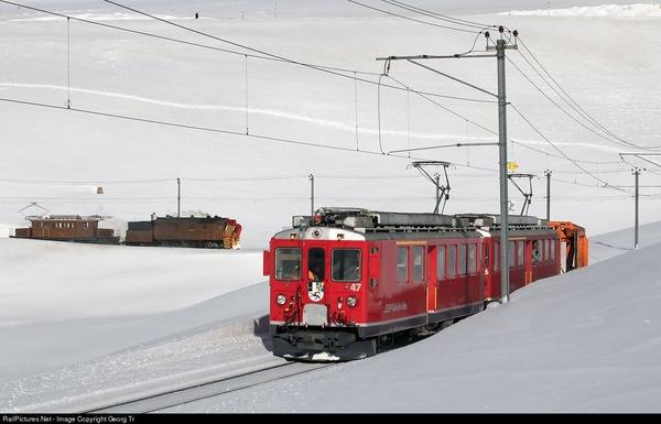 Ospizio Bernina, Zwitserland