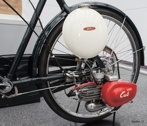 Honda F Cub 50cc - bj.1952