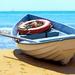 ruderboot-auf-dem-strand-im-sommer-hd-sommer-wallpaper