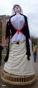 1348 Louvain-la-Neuve - Madame Goliath de l'Athoise