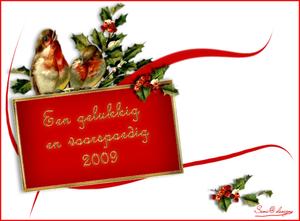 nieuwjaarkaartje